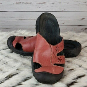 Keen Leather with Rubber Sole Sandals Size 6
